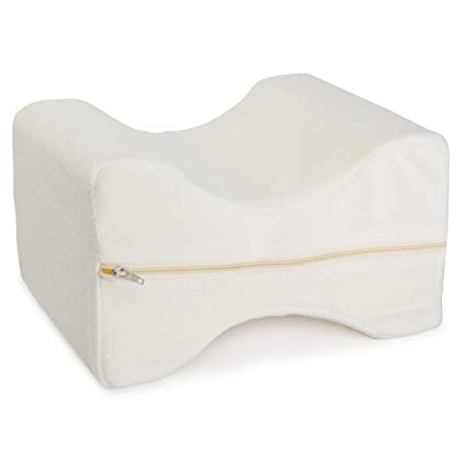 Dormire Con Cuscino In Mezzo Alle Gambe.Cuscino Ergonomico Per Gambe 25x20x13 Cm Supporto Articolazioni Per