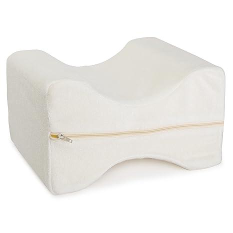 Dormire Con Cuscino Tra Le Gambe.Cuscino Ergonomico Per Gambe 25x20x13 Cm Supporto Articolazioni
