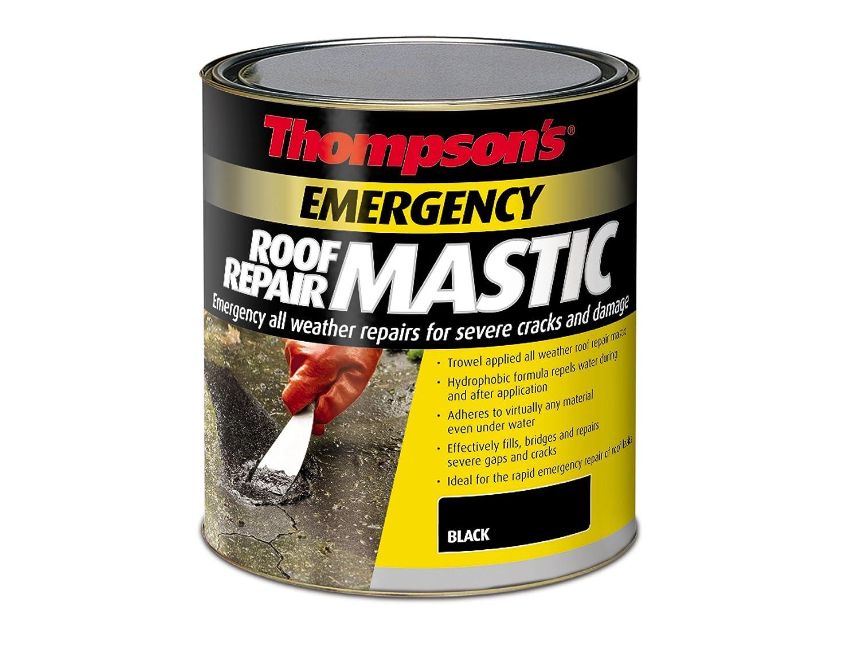 Ronseal TERRM750 Thompsons Emergency Roof Repair Mastic 750 ml RSLTERRM750