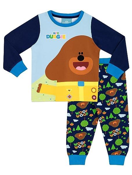 Hey Duggee - Pijama para Niños - Hey Duggee - 2 a 3 Años