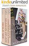 Second Chance at Love: Three Second Chances Sweet Romances - Reunion, Single Dad, & Fairytale Retelling (To Love and to…