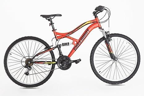 Nueva Montaña multi-suspension bicicleta, 26 pulgadas, 17 pulgadas ...