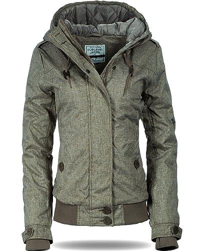 Authentic Style - Chaqueta - chaqueta guateada - para mujer