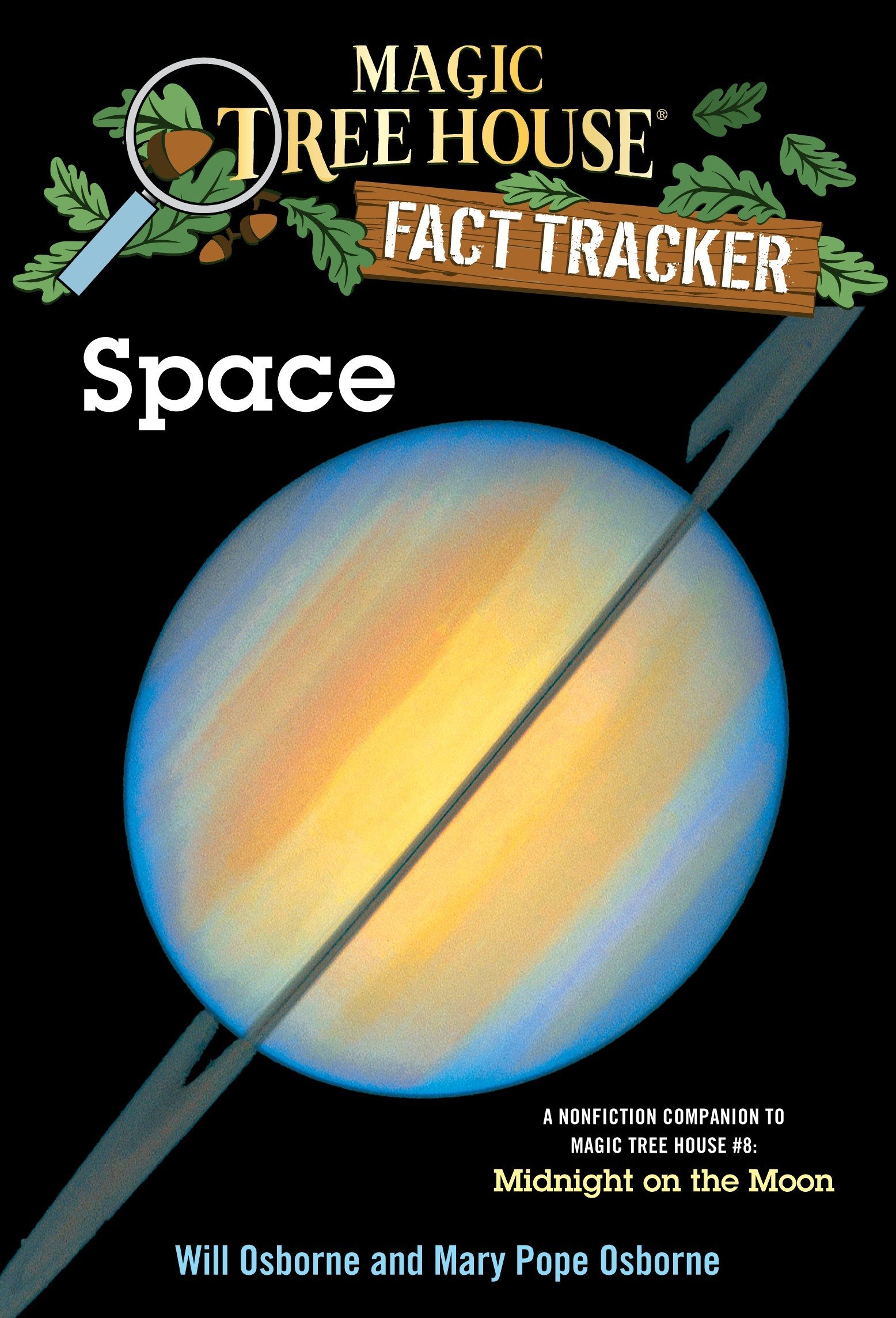 Space (Magic Tree House Research Guide) pdf epub