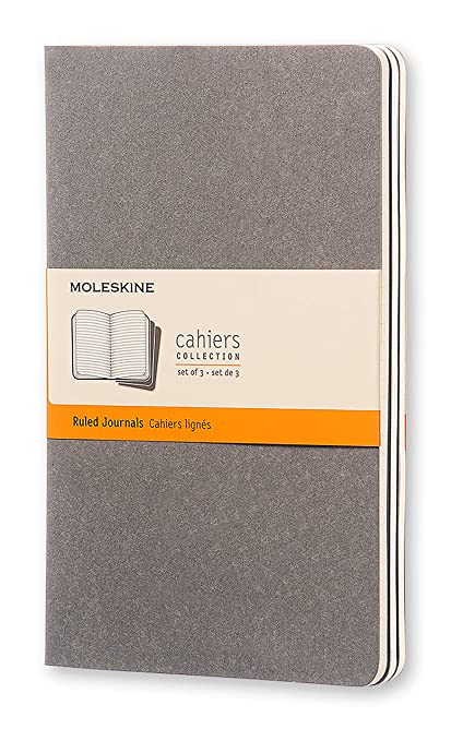 f426fe0ba0cce Amazon.com   Moleskine Cahier Soft Cover Journal