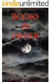 Books in Order: Anne Rice: Wolf Series: Vampire Chronicles: Mayfair Witches Series