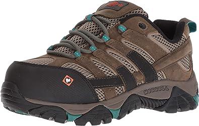 Merrell Moab 2 Vapor Comp Toe Work Shoe