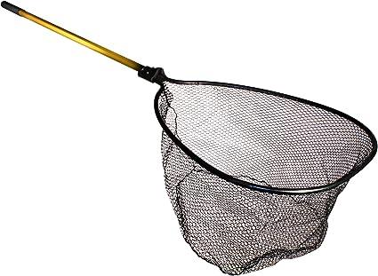 Frabill Conservation Series Landing Net with Camlock Reinforced Handle Premium Landing Net 20 X 23-Inch