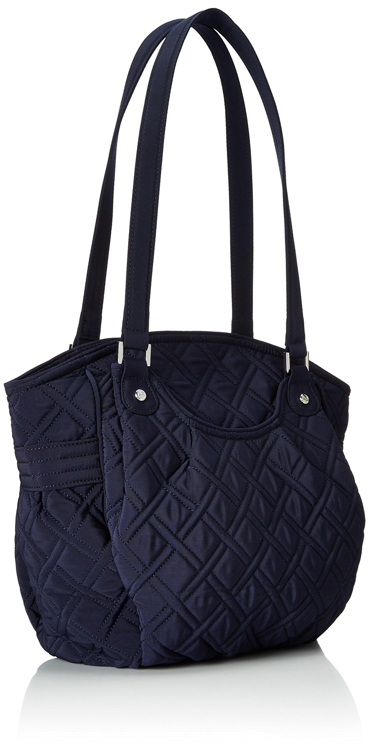 Vera Bradley Glenna 2 Shoulder Bag, Classic Navy, One Size by Vera Bradley (Image #2)