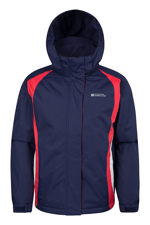Mountain Warehouse Honey Kids Ski Jacket - Cool Childrens Winter Coat