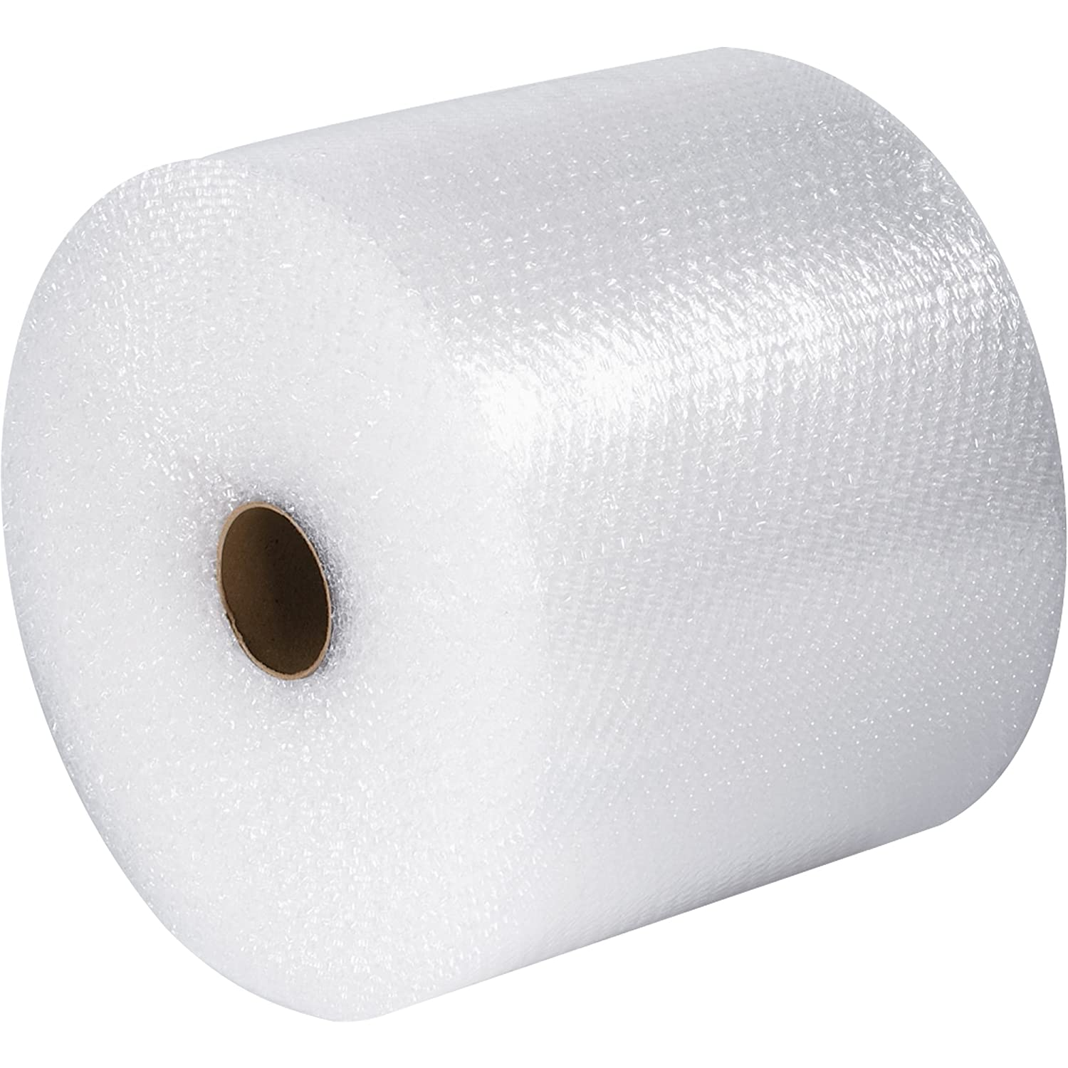0.5 Height Clear 1//2 x 48 x 125, 48 Width 1 Roll Ship Now Supply SNBWUP1248P Upsable Perforated Air Bubble Rolls