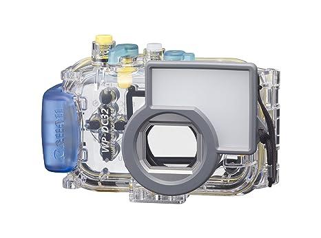 Canon Waterproof case WP-DC31 IXUS 110 IS carcasa submarina ...