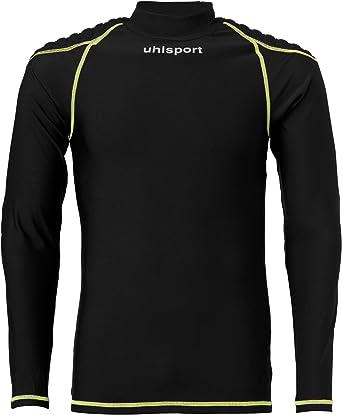 uhlsport Torwarttech Protection Camiseta Acolchada de Portero, Hombre: Amazon.es: Ropa y accesorios