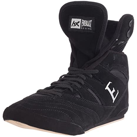 Everlast 8001B - Botines de boxeo negro negro Talla:41