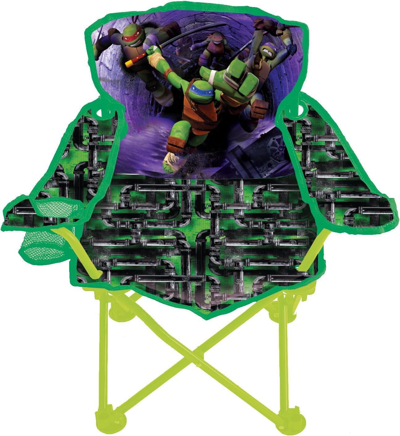 Amazon.com: Teenage Mutant Ninja Turtle Fold N Go Chair ...