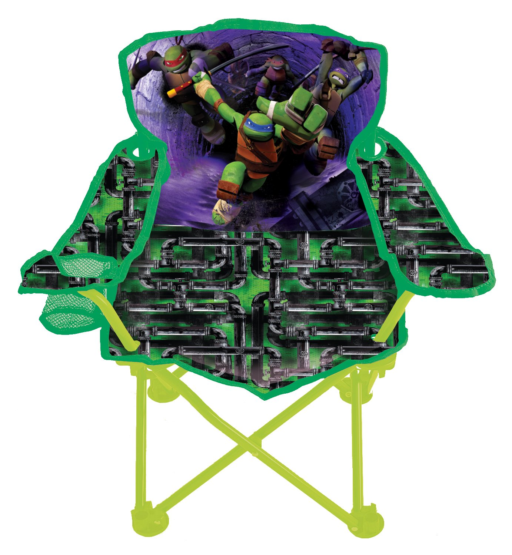 Amazon Teenage Mutant Ninja Turtle Fold N Go Chair Toys & Games