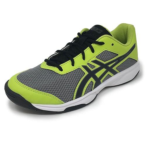 27e1a2460c486 Asics Gel-Tactic 2 GS Junior Zapatillas Indoor - AW17 - 39.5  Amazon.es   Zapatos y complementos