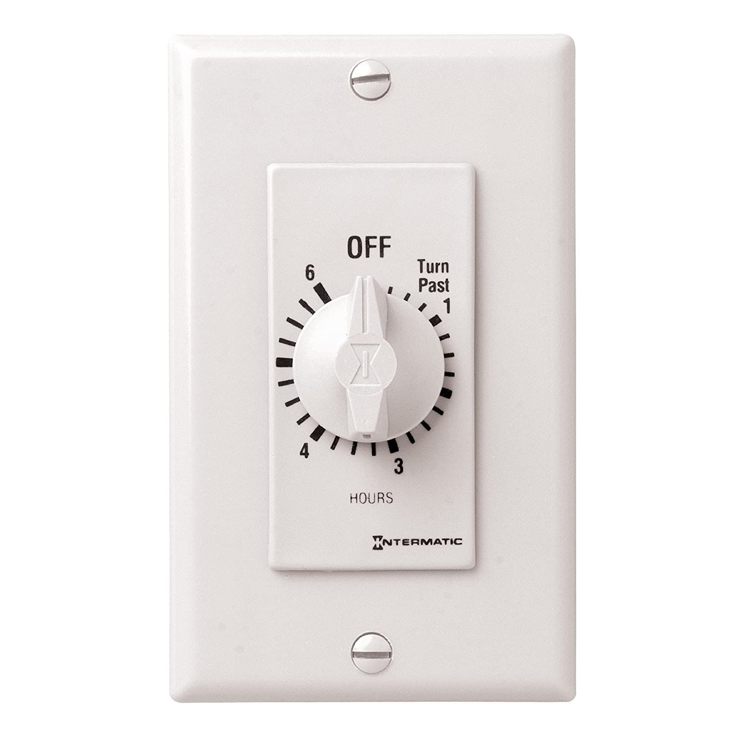 818cCNHP%2BVL._SL1500_ intermatic fd6hw 6 hour spring loaded auto off wall timer for fans  at gsmportal.co