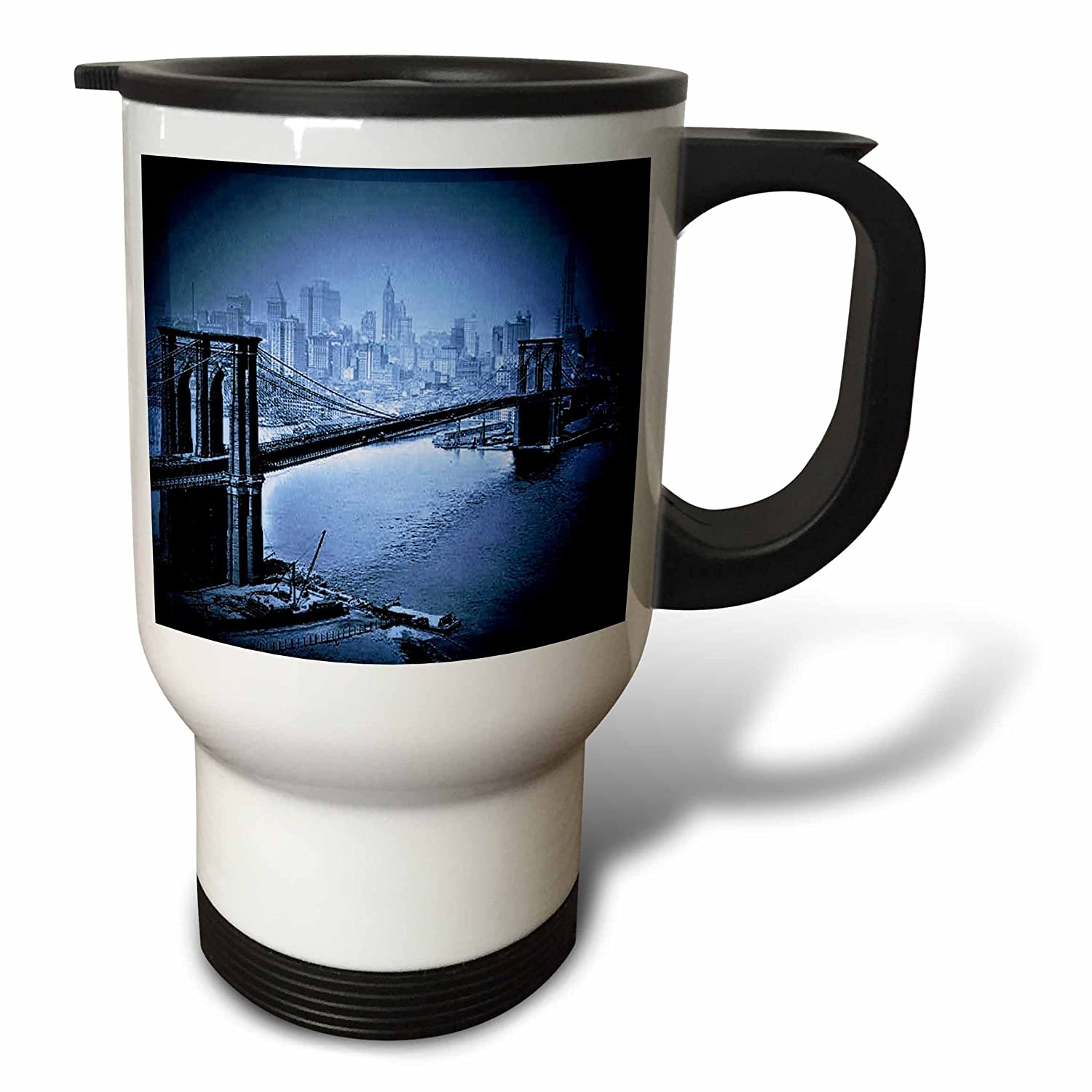 Buy 3drose Golden Gate Bridge San Francisco Line Art Travel Mug 14 Ounce Stainless Steel Online At Low Prices In India Amazon In