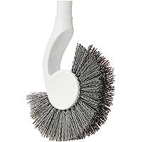 simplehuman Toilet Brush Replacement Brush Head, White