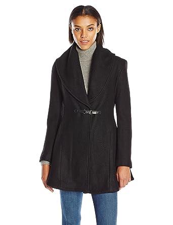 kensie -abrigos de lana Mujer