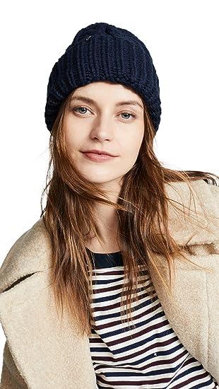 Plush Women s Knit Vegan Beanie 397765488d4