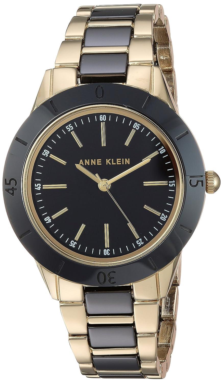 Anne Klein Women s 34mm Ceramic Bracelet Watch