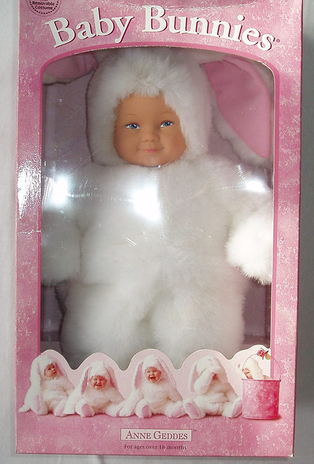 Anne Geddes Baby Bunnies Baby Doll - The Box is in POOR Condition Amazon.co.uk Toys u0026 Games  sc 1 st  Amazon UK & Anne Geddes Baby Bunnies Baby Doll - The Box is in POOR Condition ...