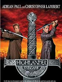 Highlander Endgame Lionsgate product image