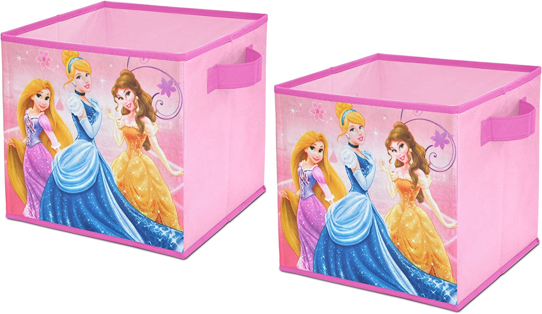 Disney Ariel 2 Pack Storage Cubes New In Box Cube Storage Little Mermaid Room Disney Little Mermaids