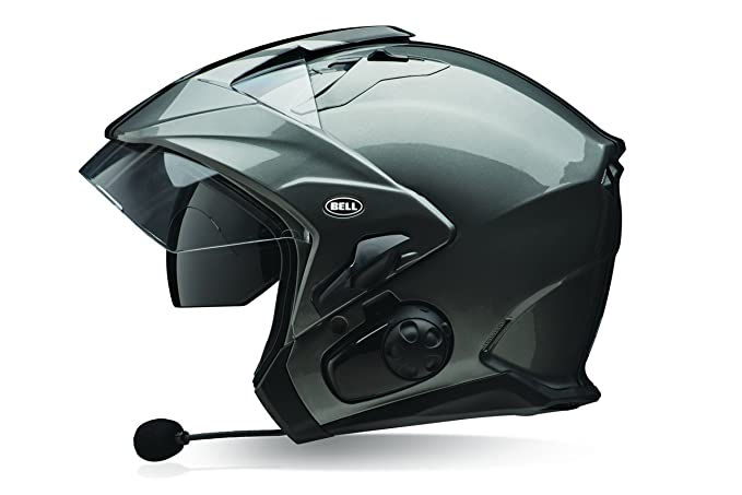 Amazon.com: Sena BT0003006 SMH10 Motorcycle Bluetooth Headset/Intercom for Bell Mag-9 Helmets: Automotive