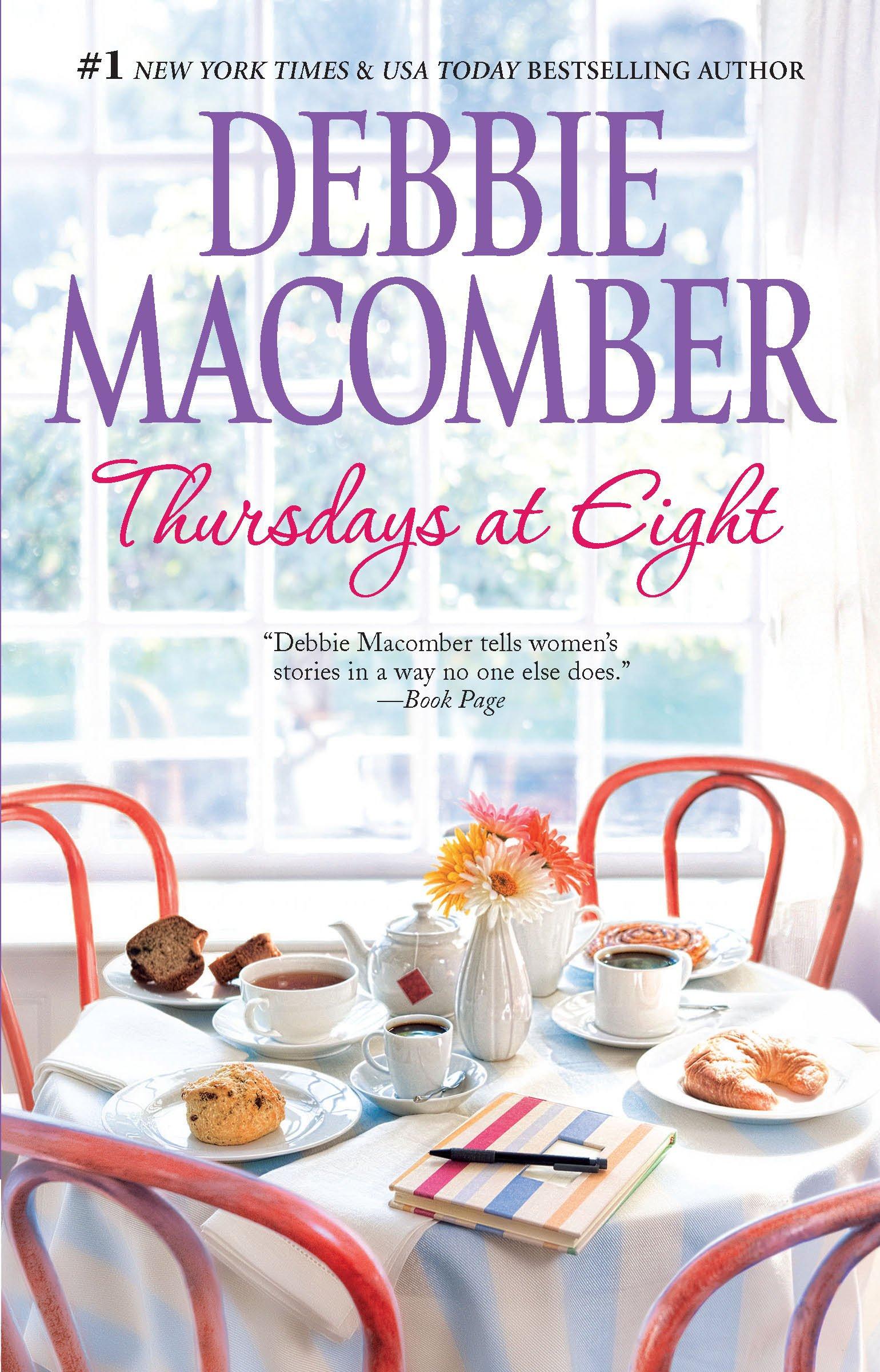 Thursdays at Eight Debbie Macomber