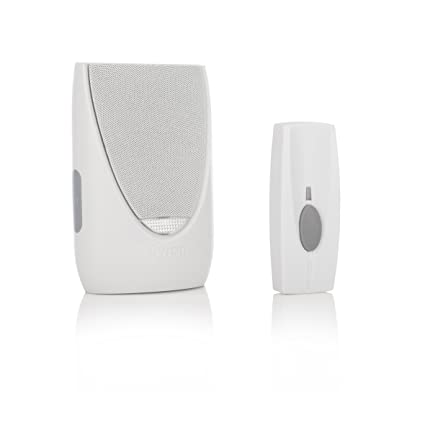 Byron Sentry BY202F 100m Wireless Plug-In Door Chime Kit