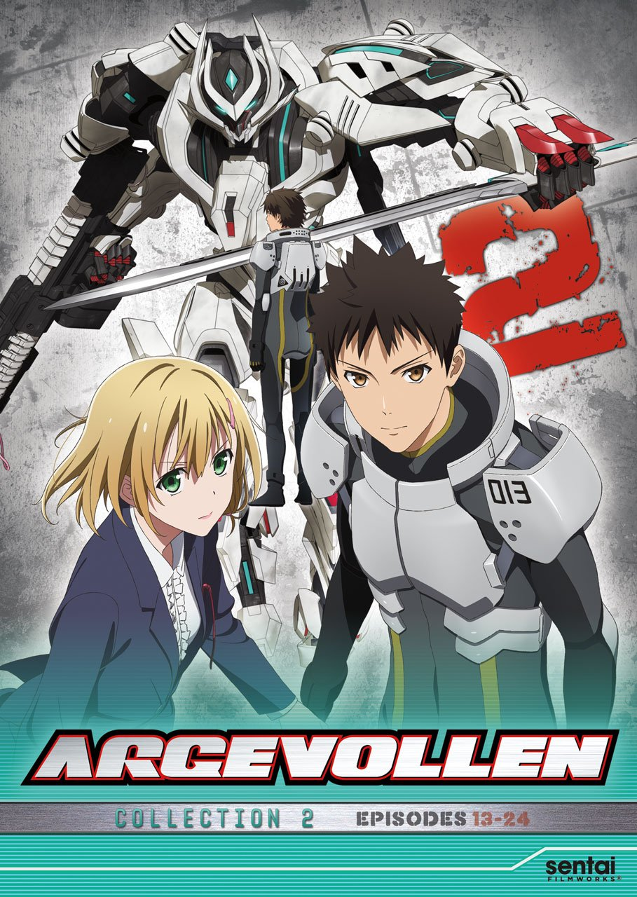 Argevollen Collection 2 DVD (Sub Only)