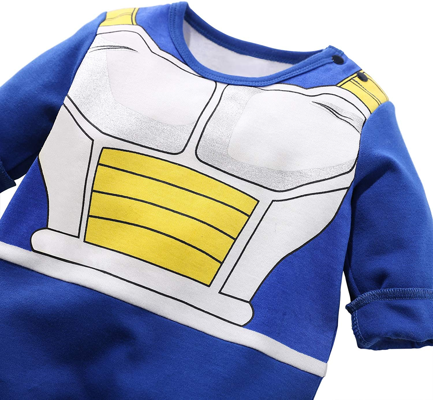 Yierying Baby Clothes Newborn Jumpsuits Baby Lovely Long Sleeve Cartoon Romper