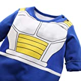 Yierying Baby Clothes Newborn Vegeta Jumpsuits Baby