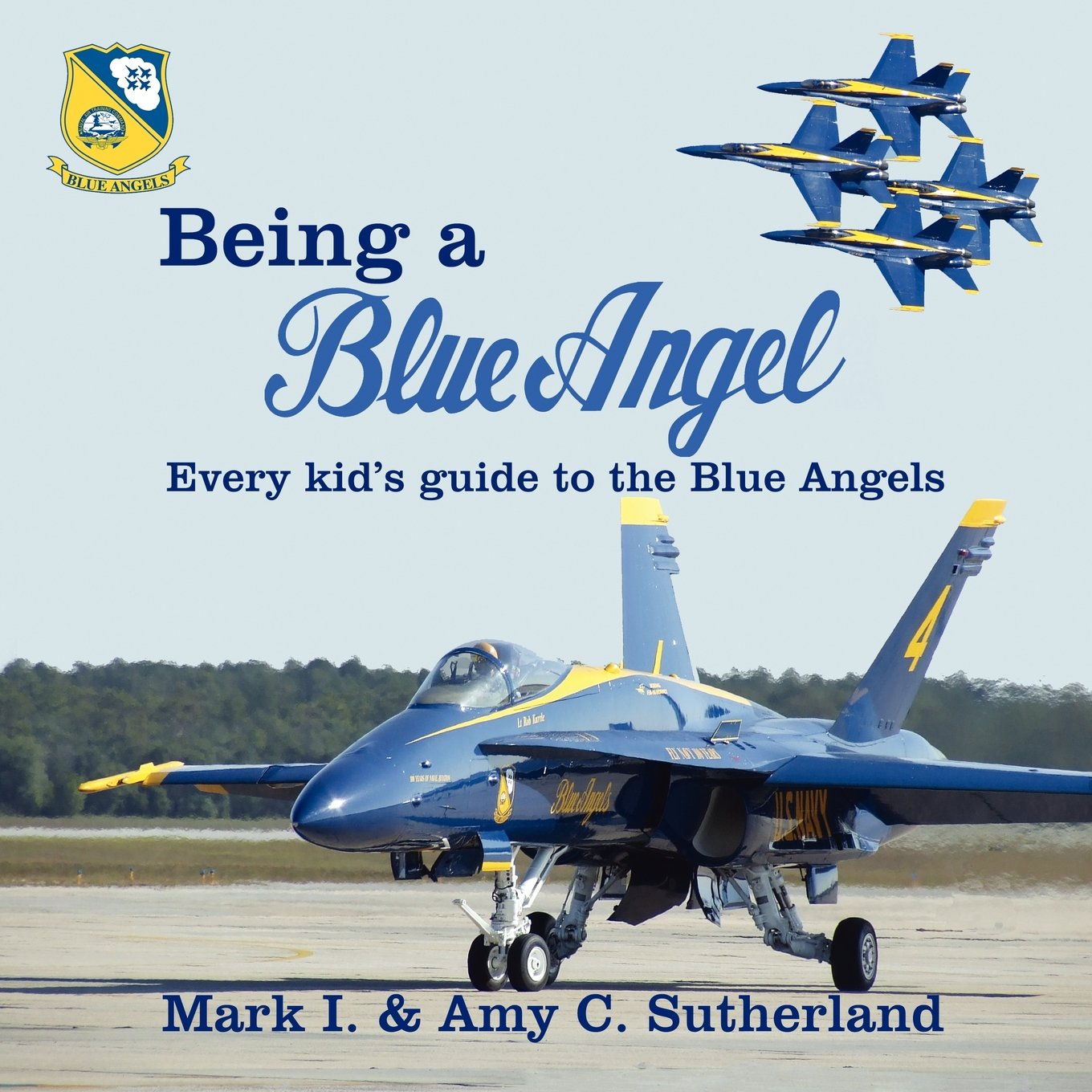 Download Being a Blue Angel: Every Kid's Guide to the Blue Angels ebook
