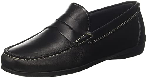 IGI&CO Hombre 1111500 Slippers Negro Size: 46 EU GEa0FOM1WS