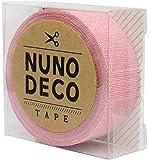 KAWAGUCHI(カワグチ) NUNO DECO TAPE ヌノデコテープ 1.5cm幅 1.2m巻 さくらのはな 11-864