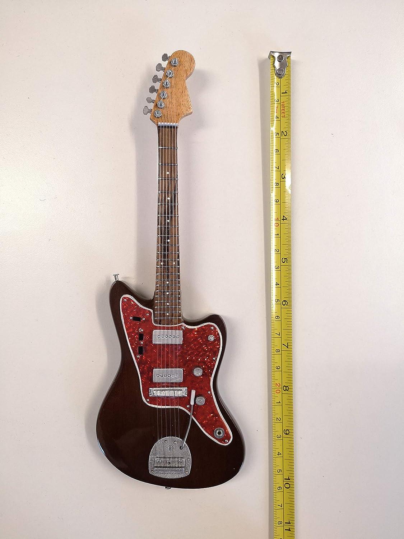 Axman Elvis Costello: Fender Jazzmaster - Réplica de Guitarra en ...