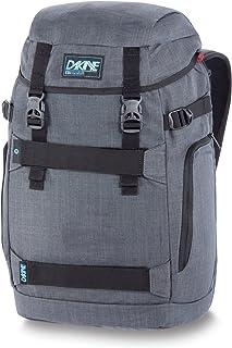 Dakine - - Hommes de Burnside Sacs à rayures noires Carboxílico (Carbon) S 8110052-Carbon