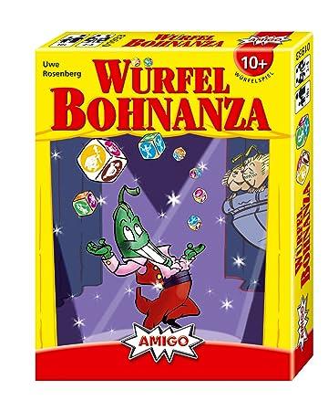 Amazon.com: Amigo - Würfel Bohnanza: Toys & Games