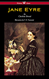 Jane Eyre (Wisehouse Classics - With Illustrations by F. H. Townsend)