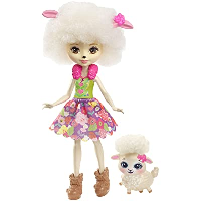 Enchantimals Lorna Lamb Doll: Toys & Games