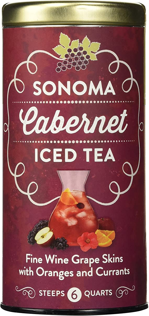 The Republic of Tea Sonoma Cabernet Iced Tea