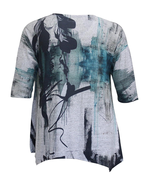 fb557684b28 Et'Lois Women's Paintbrush Swing Tunic Top (Medium) at Amazon Women's  Clothing store: