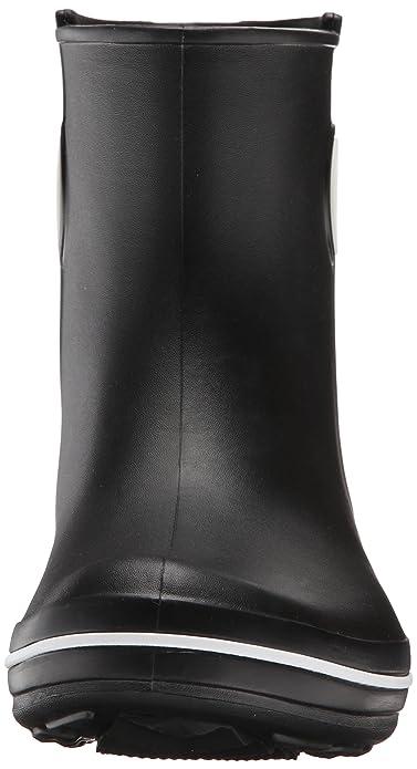 1b2a786d15e9 Amazon.com   Crocs Women's Jaunt Shorty Boot   Rain Footwear