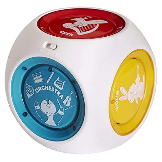 Educational Munchkin Mozart Magic Cube (6m - 3 years)