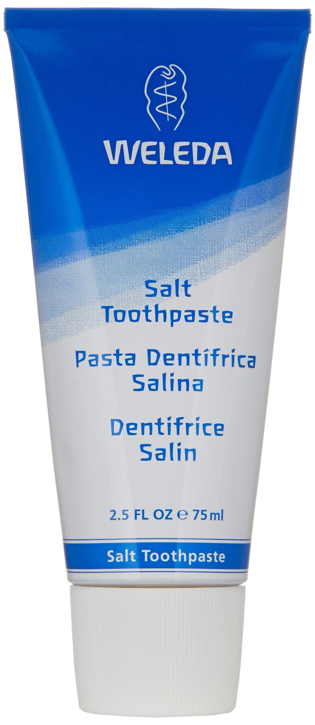 Weleda: Natural Salt Toothpaste, 2.5 oz