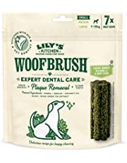 Lily's Kitchen Woofbrush Dental Chew Small Dog 7 Pack (7x 22g)